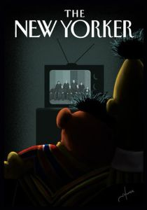 Gay - Bert and Ernie - New Yorker