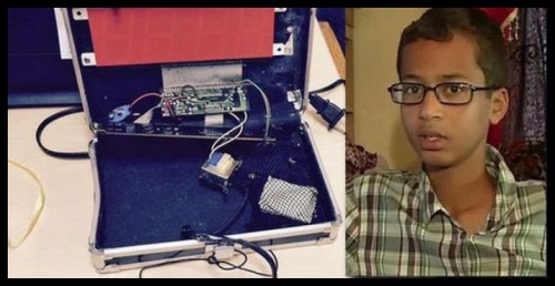Ahmed and Clock