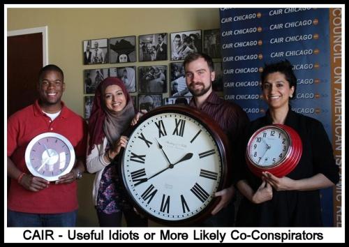 CAIR - Clocks