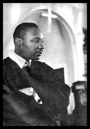 Reverend Martin Luther King Jr.