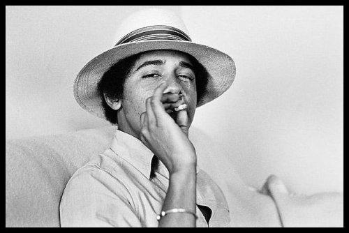 People - Obama, Barack - Dope Head
