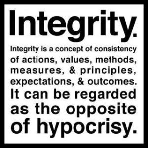 Integrity - Definition