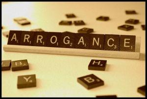 concept-arrogance
