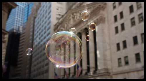 stock-market-bubble