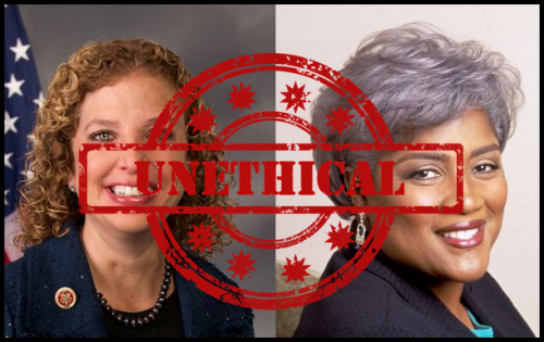 people-donna-brazile-and-debbie-wasserman-schultz-unethical